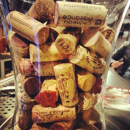 L'un des Sens Bar à vins & Cave à  manger : Au comptoir