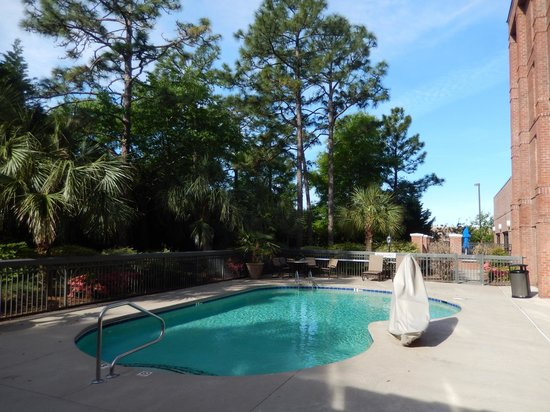 Hampton Inn Wilmington Medical Park: Pool