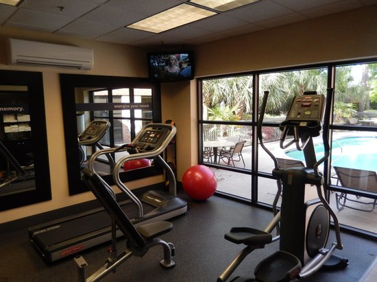 Hampton Inn Wilmington Medical Park : Fitness Center