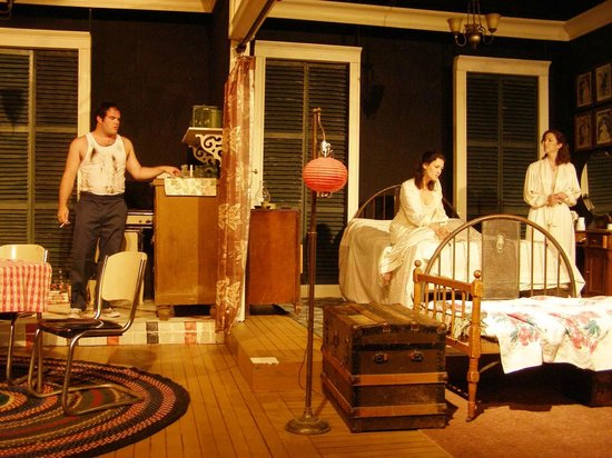 M & D Productions - YourTheatre: Classic Theater - A Streetcar Named Desire