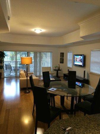 Reunion Villas: Our Living Room