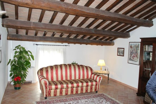 Borgo Sant'Angelo - Albergo Diffuso : Salotto attiguo