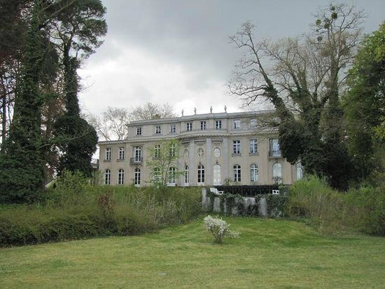 Haus der Wannsee-Konferenz : The view from the lake's shore