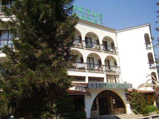 Cactus Hotel: ОтельКАКТУС