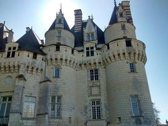 Château d'Ussé : Avril 2014
