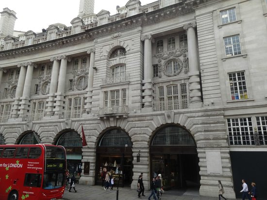Regent Street: Nice street