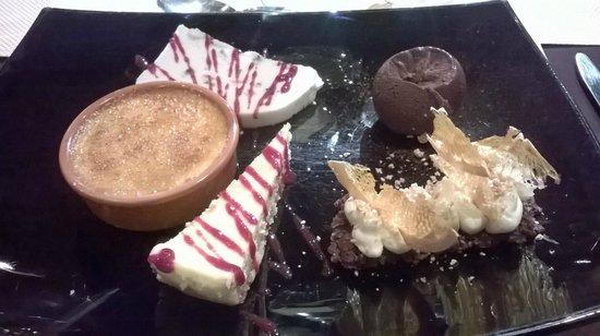 Noyan Tun : Dessert Selection