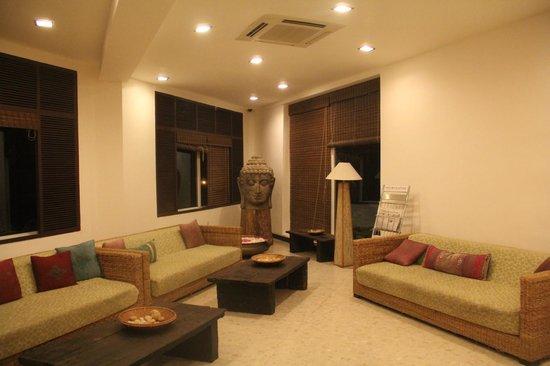 Sparsa Resort: Entrance Lobby