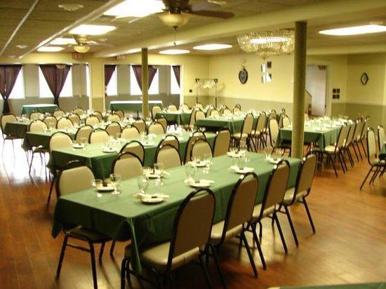 The Warren Hotel: Banquets