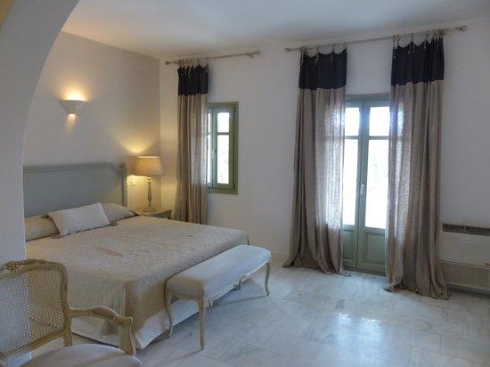 Saint Andrea Seaside Resort: La chambre