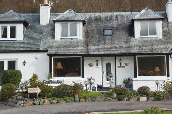 Hillview Guesthouse : b&b