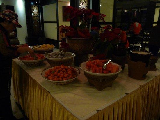 Royal Angkor Resort & Spa : Breakfast buffet