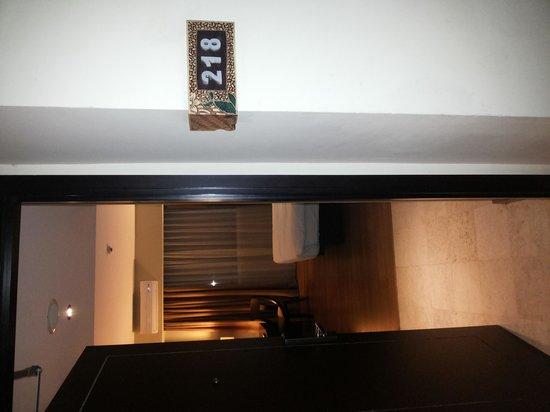 Hotel Santika Taman Mini Indonesia Indah-: my room