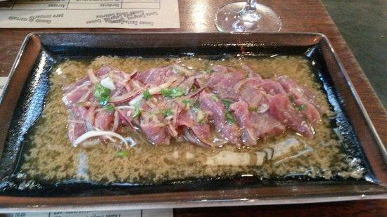 Cuines Santa Caterina : Ceviche de atum