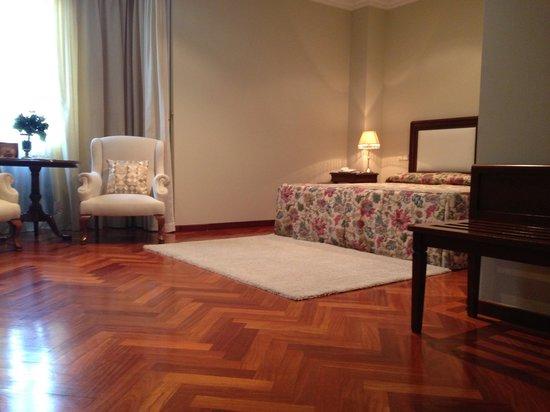 Don Pio: Habitación de matrimonio , súper grande!!!!