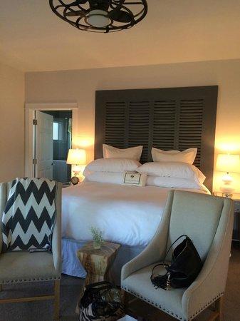 Summerwood Winery & Inn : Zinfindel Room