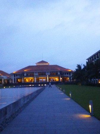 Pullman Danang Beach Resort : from the pool