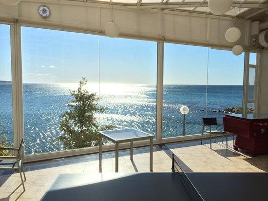 Hotel Spa Porta Maris & Suites del Mar: Udsigt fra hotellet