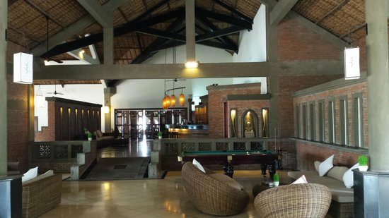 AVANI Quy Nhon Resort & Spa : Lobby/Bar