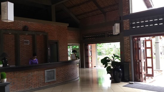 AVANI Quy Nhon Resort & Spa : Reception