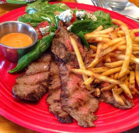 The Corner Kitchen: Steak Frites