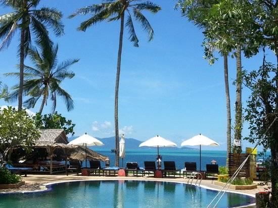 Lawana Resort: het zwembad