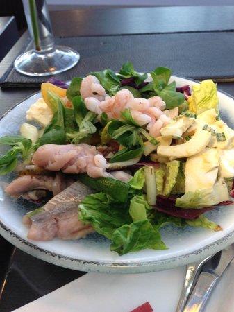 LeBuffet Berlin KaDeWe: my plate