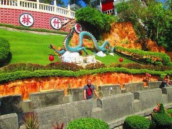 Taoist Temple : view