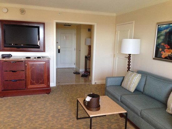 JW Marriott Orlando, Grande Lakes : Living Room