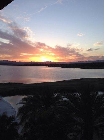 The Westin Lake Las Vegas Resort & Spa: Sunrise view from room