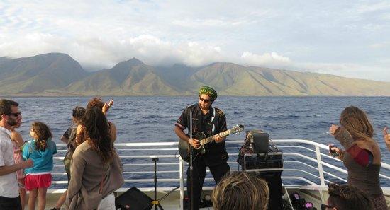 Pacific Whale Foundation : Marty Dread Island Rhythms