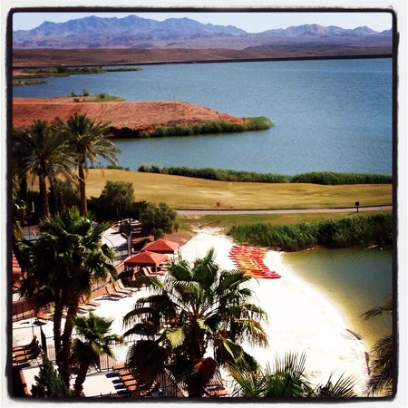 The Westin Lake Las Vegas Resort & Spa: View from our room