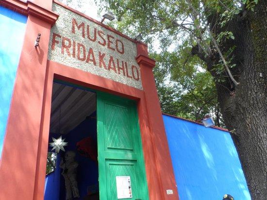 Musée Frida Kahlo : Museu Frida Kahlo