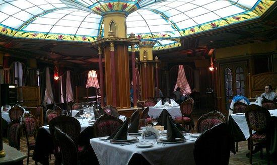 Dom Tatarskoi Kulinarii: Восхитительные своды