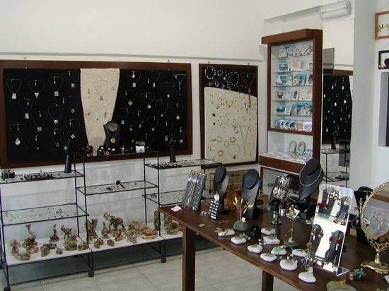 Maria & Vangelis - Unique Handmade Creations: our shop