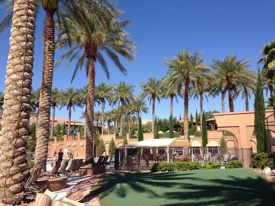 The Westin Lake Las Vegas Resort & Spa: Gardens