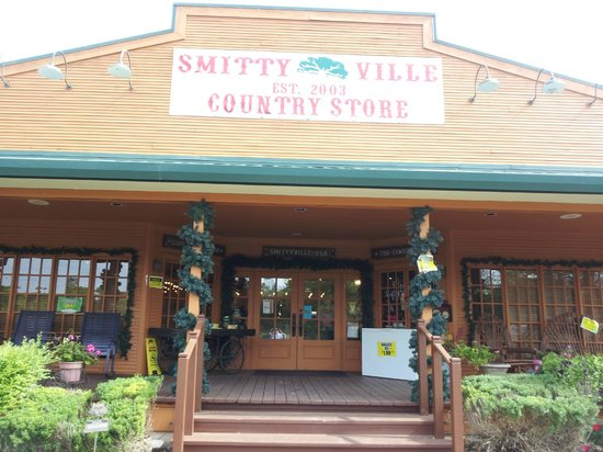 Smittyville General Store - Lunch Box Cafe: Come On In!