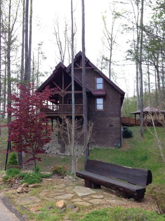 Elk Springs Resort: Grin and Bear it cabin