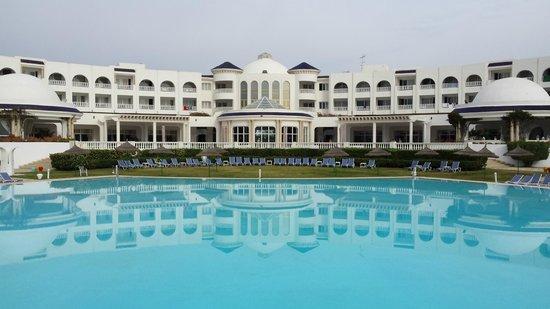 Golden Tulip Taj Sultan Resort : hotel