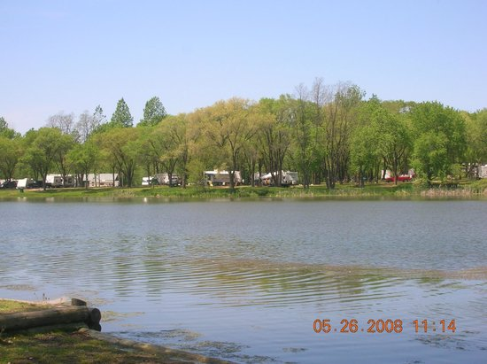 Indian Trails Campground: view