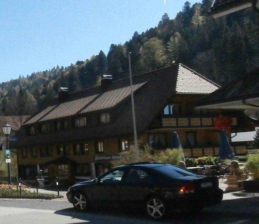 Gaestehaus Roseneck: Aussenansicht