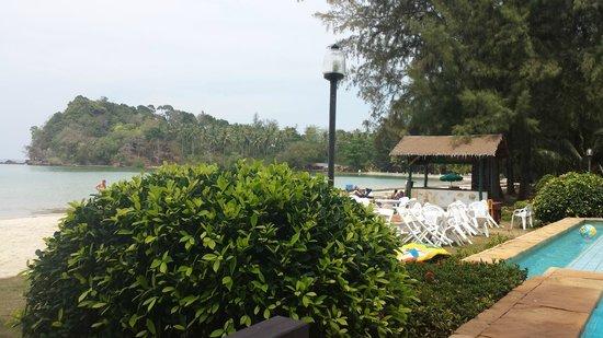 Twin Bay Resort: PLAYA