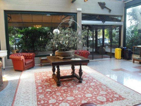 Villa delle Rose: hall d entree