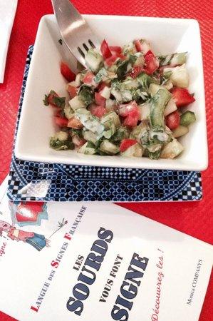 1000 & 1 Signes : Entrees .. Salad