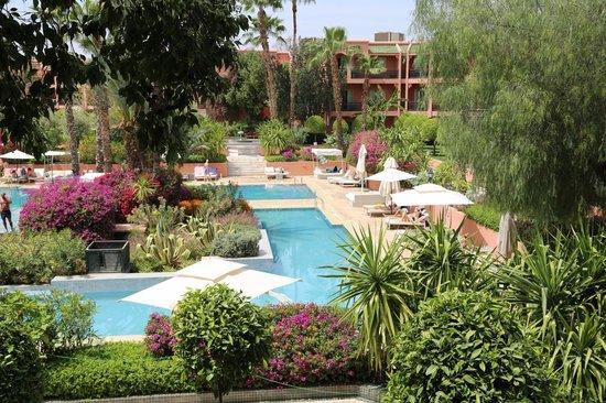 Palmeraie Palace: Fabulous Gardens