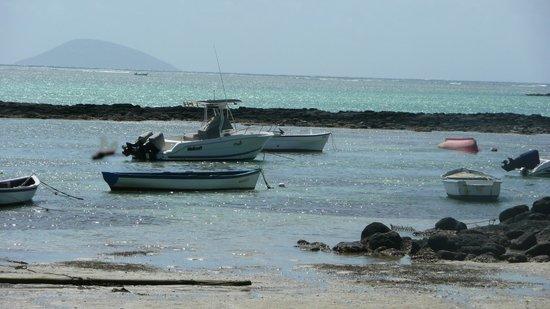 Mauricia Beachcomber Resort & Spa : Une de splendide vue de Maurice....