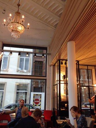 Cafe Du Sablon
