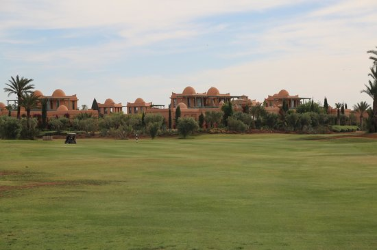 Palmeraie Palace: Golf Course