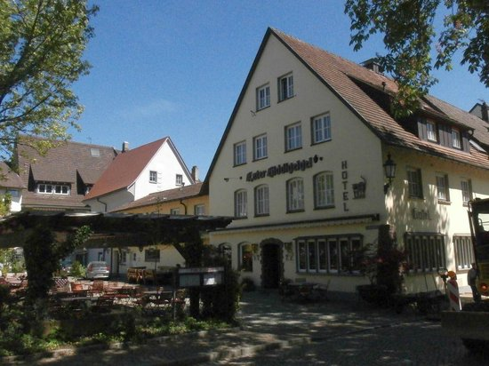 Bad Sackingen Hotel Rheinsberg