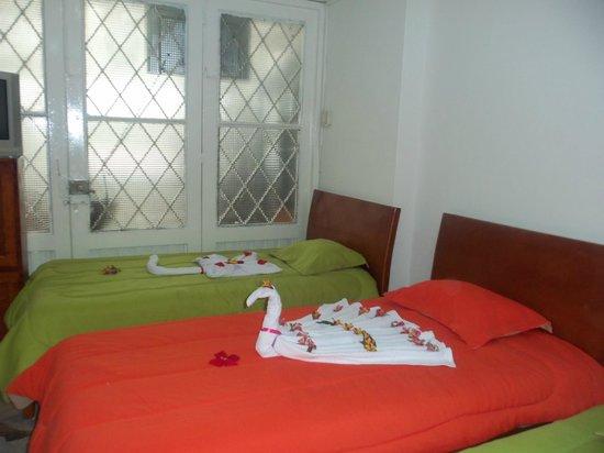 Women's Wellness Hostel: Habitación cuádruple - Astromelia